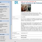 TV-Browser-Informationen zur Sendung
