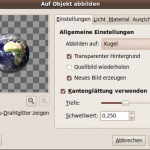 GIMP-objekt_abbilden