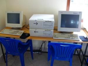 PC Raum im Pallotti Centre